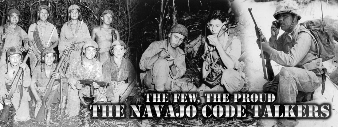 navajo code talkers The navajo code was the brainchild of wwi veteran philip johnston johnston had grown up on a navajo reservation, and was fluent in the navajo language he was.